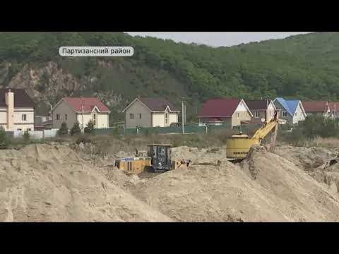 Штраф за незаконную добычу песка