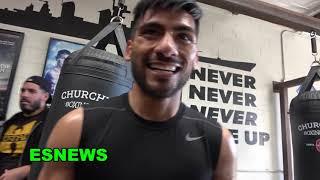 Full Coverage Gervonta Davis vs Hugo Ruiz EsNews Boxing