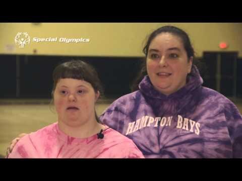 NEFCU - Special Olympics - Jody and Sherri