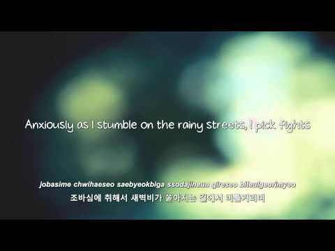 Tablo Ft. Jinsil- 나쁘다 (Bad) lyrics [Eng. | Rom. | Han.]