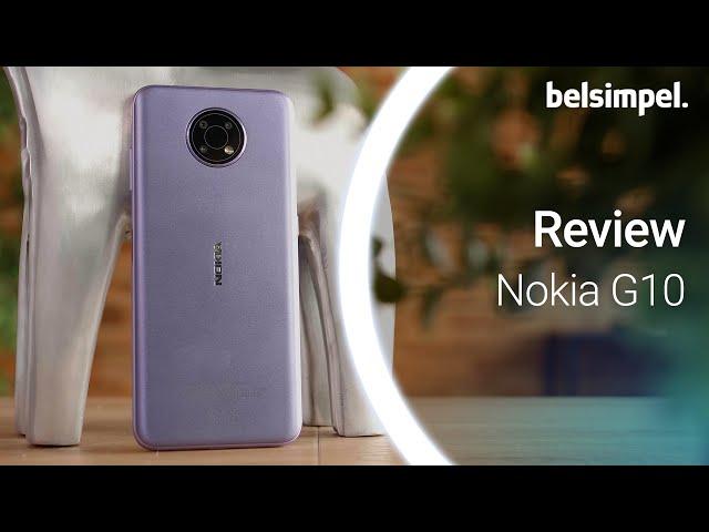 Belsimpel-productvideo voor de Nokia G10 32GB Paars