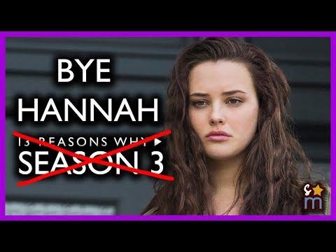 No Hannah Confirmed If 13 Reasons Why Gets Season 3 - Katherine Langford Says Goodbye