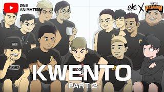 KWENTO PART 2 | Pinoy Animation