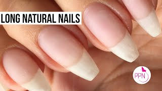 How to Grow Your Natural Nails Long