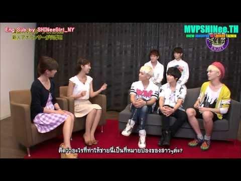 [THAI SUB] SHINee JPTV EIGHT