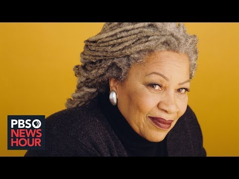 Remembering Toni Morrison's 'beautiful human urgency'