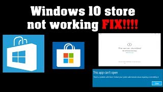 Windows 10 Store - ERROR 0x80072EE7 - [SOLVED] - iSangai