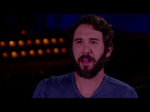 """Josh Groban - The Making Of """"Happy Xmas (War is Over)"""""""