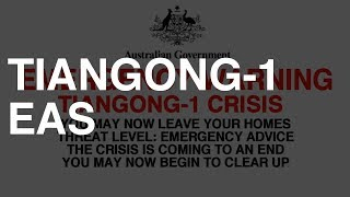 The Final Minutes Australia: The Tiangong Incident Aftermath