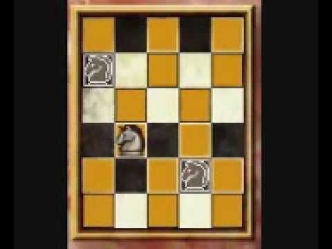 Professor Layton e lo scrigno di pandora - Enigma 107 il salto del cavallo 2
