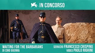 WAITING FOR THE BARBARIANS di Ci HD