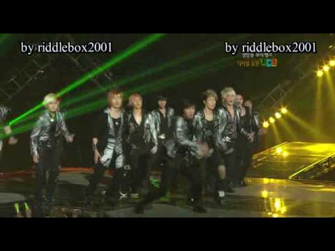 Sexy Superjunior (ALL members + Henry ) Performance