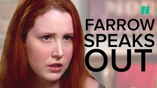 Dylan Farrow Details Alleged Sexual Abuse By Woody Allen
