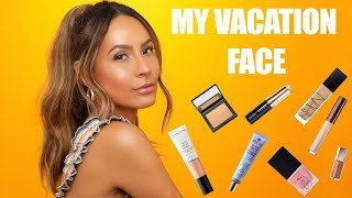 MY VACATION FACE | DESI PERKINS