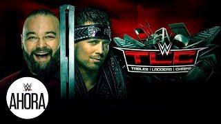 WWE TLC 2019 8 Luchas que la rompen: WWE Ahora, Diciembre 13, 2019