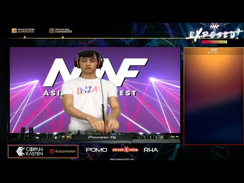 AMF EXPOSED! DJ Showcase Virtual Party Livestream - COPAN KASTEN