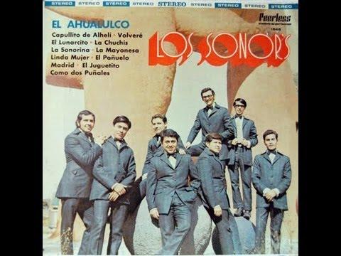 Mix LOS SONOR'S - LOS ARAGON - LOS PENTAGONOS  en los 60's (19 canciones)