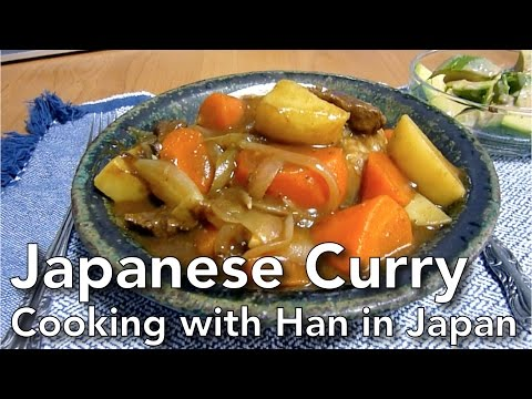 Japanese Curry | Ep. 034 | OurLifeInJapan