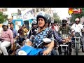 31st National Road Safety Week | MLA RK Roja conducts rally | Chittoor district