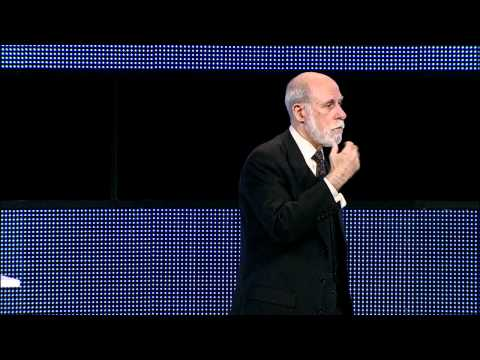 Atmosphere 2011 Keynote: The Next Questions, Vint Cerf
