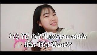 1 tệ Trung Quốc đổi ra bao nhiêu tiền Việt?  xuân china cuộc sống Trung Quốc