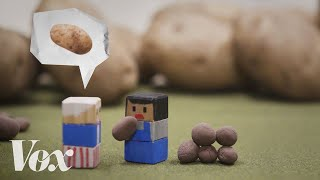 The 70% top tax rate, explained with potatoes