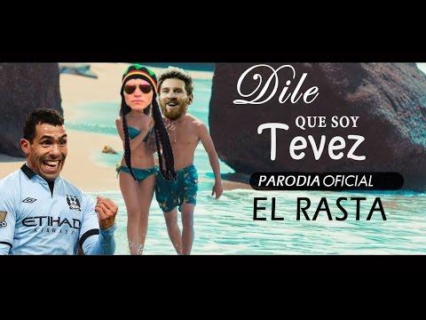Ozuna - Dile Que Tu Me Quieres    PARODIA    DILE QUE QUIERO SER COMO TEVEZ!! ft Messi