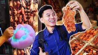 Ăn Sập Đài Loan #9: Ẩm thực đường phố chợ đêm Shilin |Du lịch ẩm thực