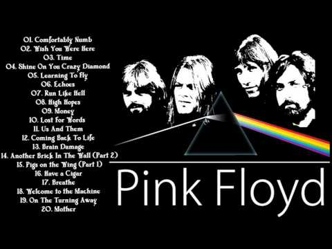 Great Pink Floyd   Selection of Great Musical Moments