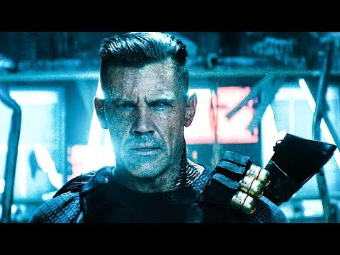 Cable's Batsh*t Crazy Origin Story From Deadpool