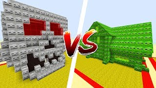 Thử Thách Làm Nhà Zombie Trong Minecraft