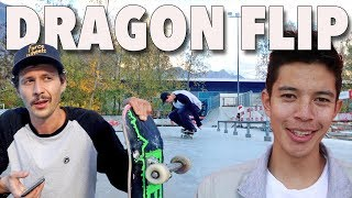 MAD TRICKS OF | CHRIS CHANN | DRAGON FLIP