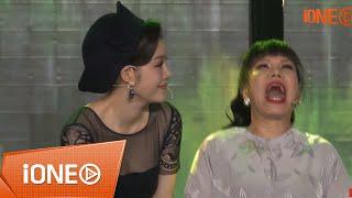 Trấn Thành đòi ''ăn thịt'' Lý Nhã Kỳ | Thử thách người nổi tiếng | iONE TV