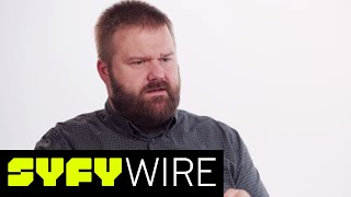 Robert Kirkman On The End of Comic Book Invincible | SYFY WIRE