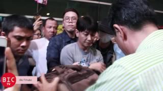 [Bic TV] Cận cảnh Yesung (Supper Junior) tại sân bay Tân Sơn Nhất