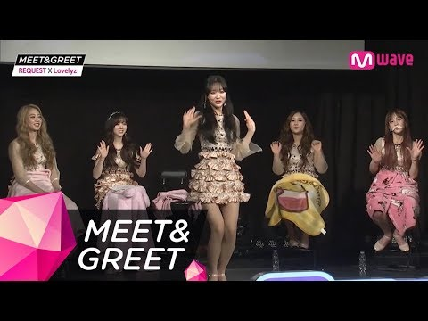 [MEET&GREET] K-Pop Guessing&Dancing Game with Lovelyz