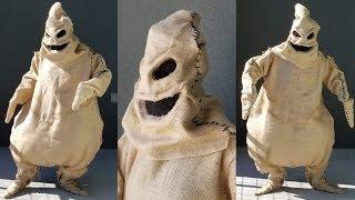 Oogie Boogie Costume Tutorial NO SEW Halloween Costume