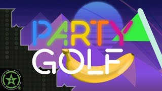 Golfing with Bananas - Party Golf | Fore Honor