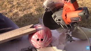What's inside a Bowling Ball?