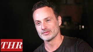 'The Walking Dead' Star Andrew Lincoln Plays 'First, Best, Last, Worst' | THR