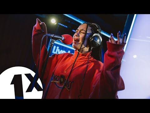 Jorja Smith covers Luther Vandross X Drake's Never Too Much in the 1Xtra Live Lounge