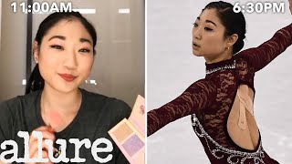 An Olympic Figure Skater's Entire Routine, from Waking Up to Showtime | Allure