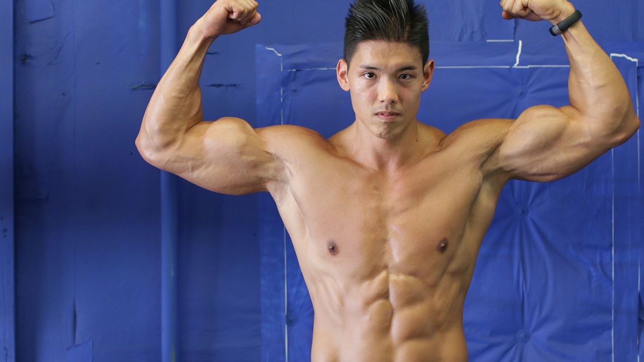 male workout tumblr