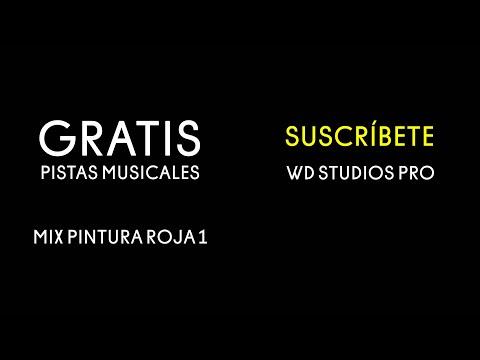 PISTA MIX PINTURA ROJA 1 (D.R.) STUDIOS WD