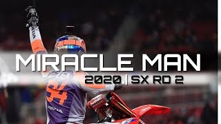2020 AMA Supercross Rd 2 St Louis