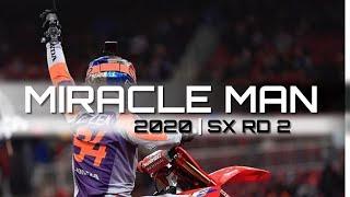 2020 AMA Supercross Rd 2 St Louis