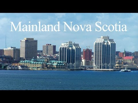 On To Mainland of Nova Scotia