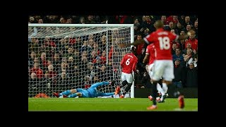Manchester United Vs Newcastle United 4-1 all goals and Highlights