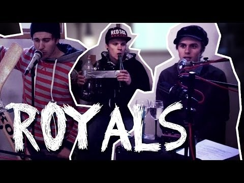 Baixar Lorde - Royals (Cover by Fast Forward Music)
