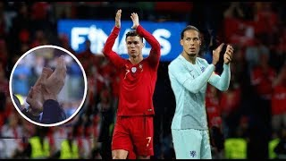 7 Times C.Ronaldo Got A STANDING OVATION In Football |HD|